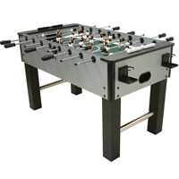 might mast lunar table football table